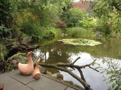 Alt Tellin, OT Buchholz - Garten Derwell