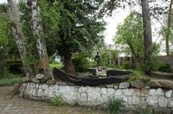 Koserow - Ateliergarten Otto Niemeyer-Holstein