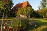 Pokrent, OT Neuendorf - Garten von Randow