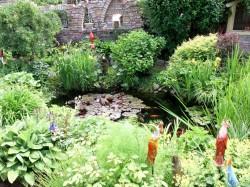 Kröpelin - Garten Schütze + Milde