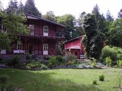 Zinnowitz - Waldesruh - Garten Fricke
