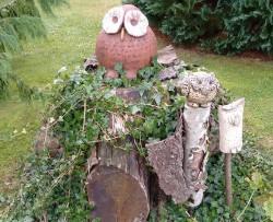 Loitz, OT Rustow - Garten Kaiser