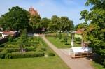 Franzburg - Klostergarten