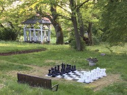 Rubkow - Park des Ritterguts Bömitz