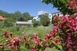 Malchow  - Schaugarten der HS Wismar