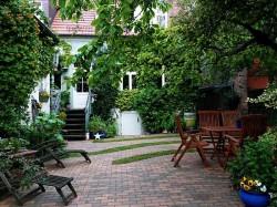 Greifswald - Garten Kolbe