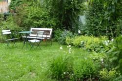 Schwerin - Garten Scharf