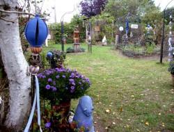 Mölschow OT Bannemin - Keramik-Künstlergarten