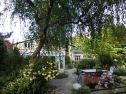 Wismar - Garten Sommer